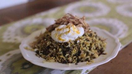Rice and Lentil Mejadra Made Easy!