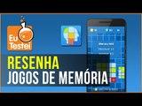 Treine sua memória com Jogos de memória (do cérebro) - EuTestei