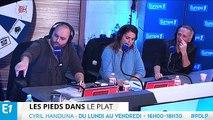 """Samuel Etienne : """"J'ai parlé longuement avec Julien Lepers"""""""