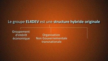 Le monde social et solidaire - EL4DEV - Présentation du concept