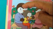 APPRENDS à LIRE avec NOUNOURS - TCHOUPI : maman ATTEND un BEBE  T'choupi et DouDou