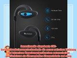 AudioMX Bluetooth Kopfh?rer mit Mikrofon Kabellose Sport Stereo In Ear Ohrh?rer mit Passiver
