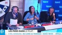 """Quand Julien """"Commandeur"""" Lepers malmène Samuel Etienne"""