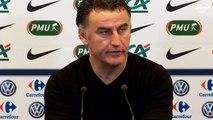 """Coupe de France - Galtier (ASSE) : """"On va encore dire : 'c'est dommage'..."""""""