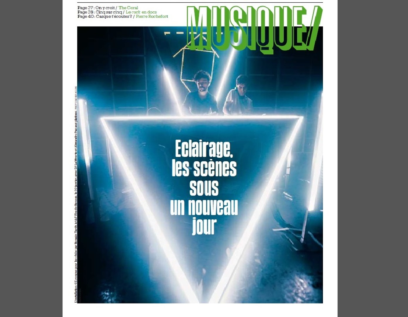 Santigold, Spring King, Desiigner, Flabaire, Luh : la playlist du cahier musique de Libé du 05 mars