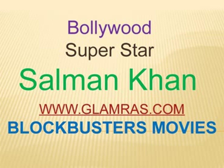 Salman Khan Bollywood Blockbusters Hindi Movies