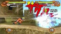 NARUTO SHIPPUDEN Ultimate Ninja 4 - Naruto VS Naruto