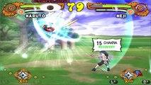 NARUTO SHIPPUDEN Ultimate Ninja 4 - Naruto VS Neji