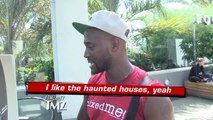 Taye Diggs – Not a Ghostbuster