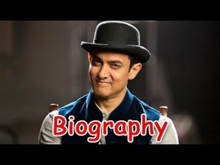 Aamir Khan - Mr. Perfectionist Of Bollywood   Biography