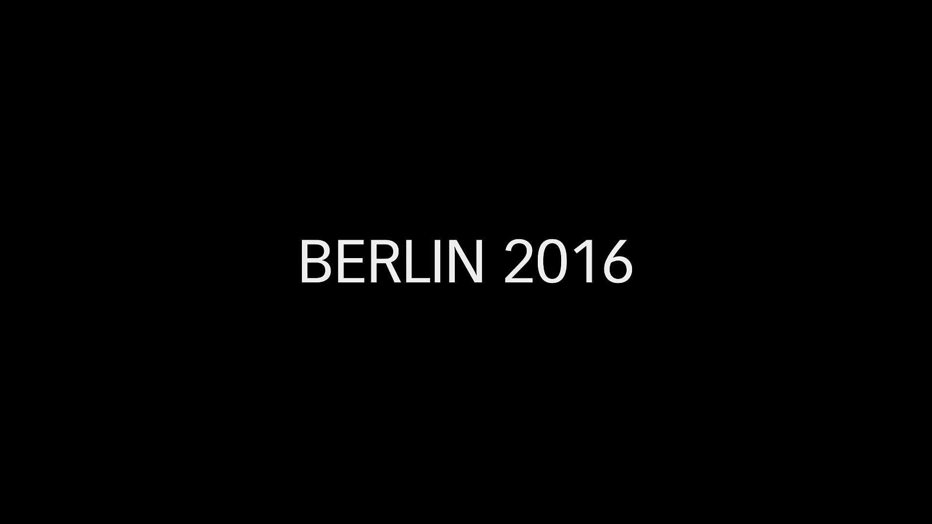 Berlin trip : la pré-collection Givenchy automne-hiver 2016-2017 en vidéos