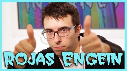 Rojas Engein- Frikis de postal - La Culpa es de Internet
