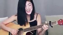 Hips Don't Lie by Shakira (Cover by Daniela Andrade) - PakDramaxOnline