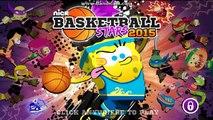 Губка Боб. Баскетбол с губкой бобом.Детские игры. Игры для детей.