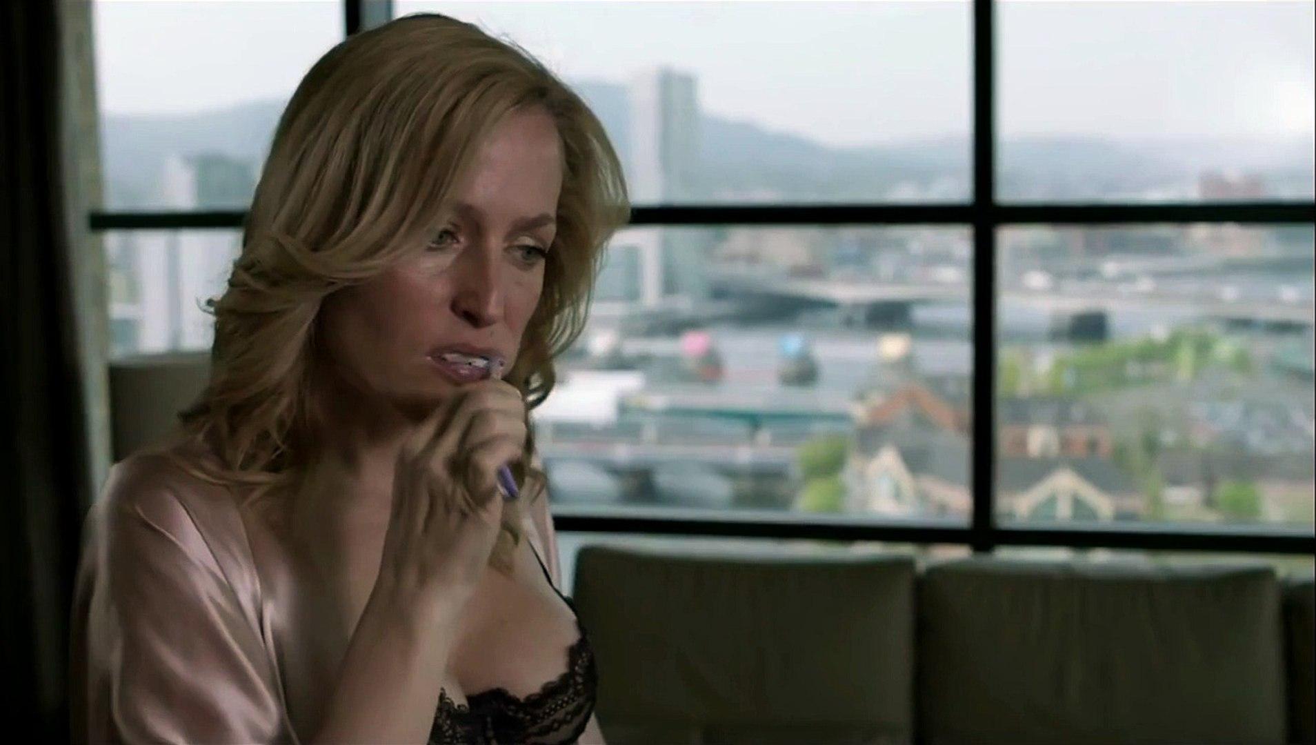Anderson Gillian Nue gillian anderson hot scene (the fall)