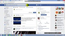 Language of Facebook Account How to select or change