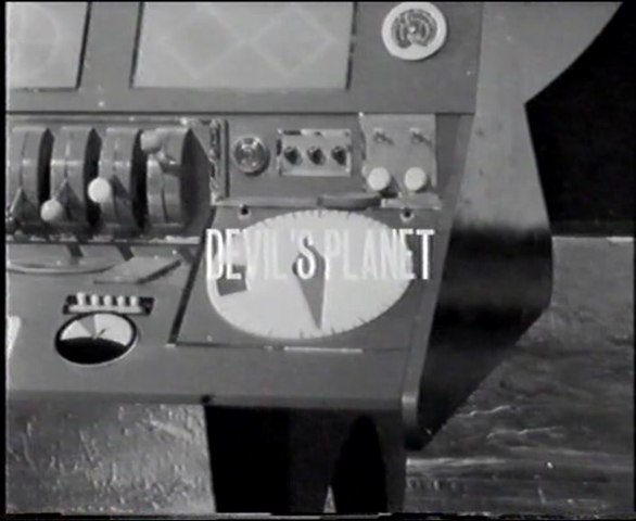 Loose Cannon The Daleks Master Plan Episode 3 Devils Planet LC20