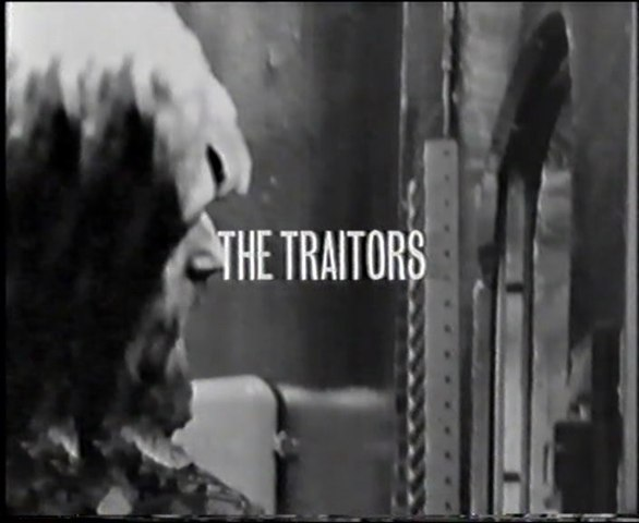 Loose Cannon The Daleks Master Plan Episode 4 The Traitors LC20
