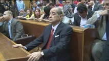 Égypte, Rejet des recours d'Hosni Moubarak et de ses deux fils