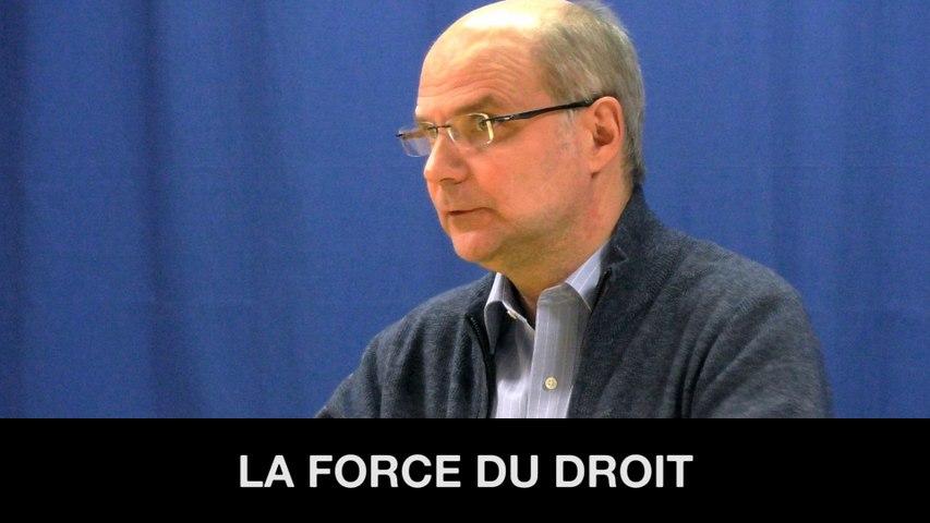 La force du droit, Didier GUIMBAIL