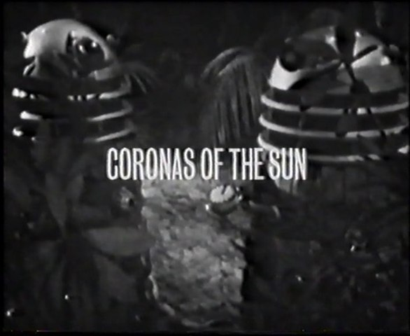 Loose Cannon The Daleks Master Plan Episode 6 Coronas of the Sun LC20