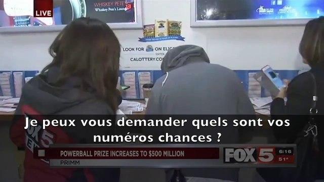 La réponse embarassante d'un homme en direct sur FOX 5