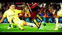 Lionel Messi vs Cristiano Ronaldo vs Neymar  Ballon DOr Battle 2015  HD -