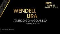 FIFA Puskas Yılın Golü Ödülü: Wendell Lira