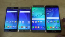 Samsung Galaxy Note 5 vs. Galaxy S6 vs. Galaxy S6 Edge vs. S6 Edge+!