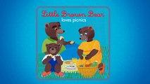 Little Brown Bear on holiday / Les vacances Aprrend lAnglais avec Petit Ours Brun
