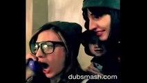 Firangi Girls Dubsmash Bollywood Lip-sync going Viral - German girls dubsmash Bollywood dialogues