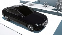 Mercedes-Benz Remote Parking Pilot (explore mode into parking space) - Animations