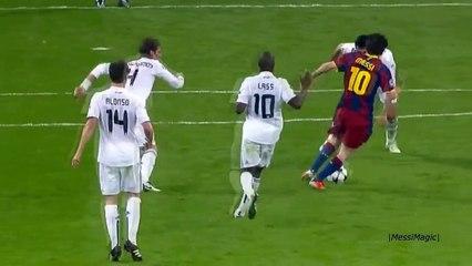 Messi 2011 vs Real