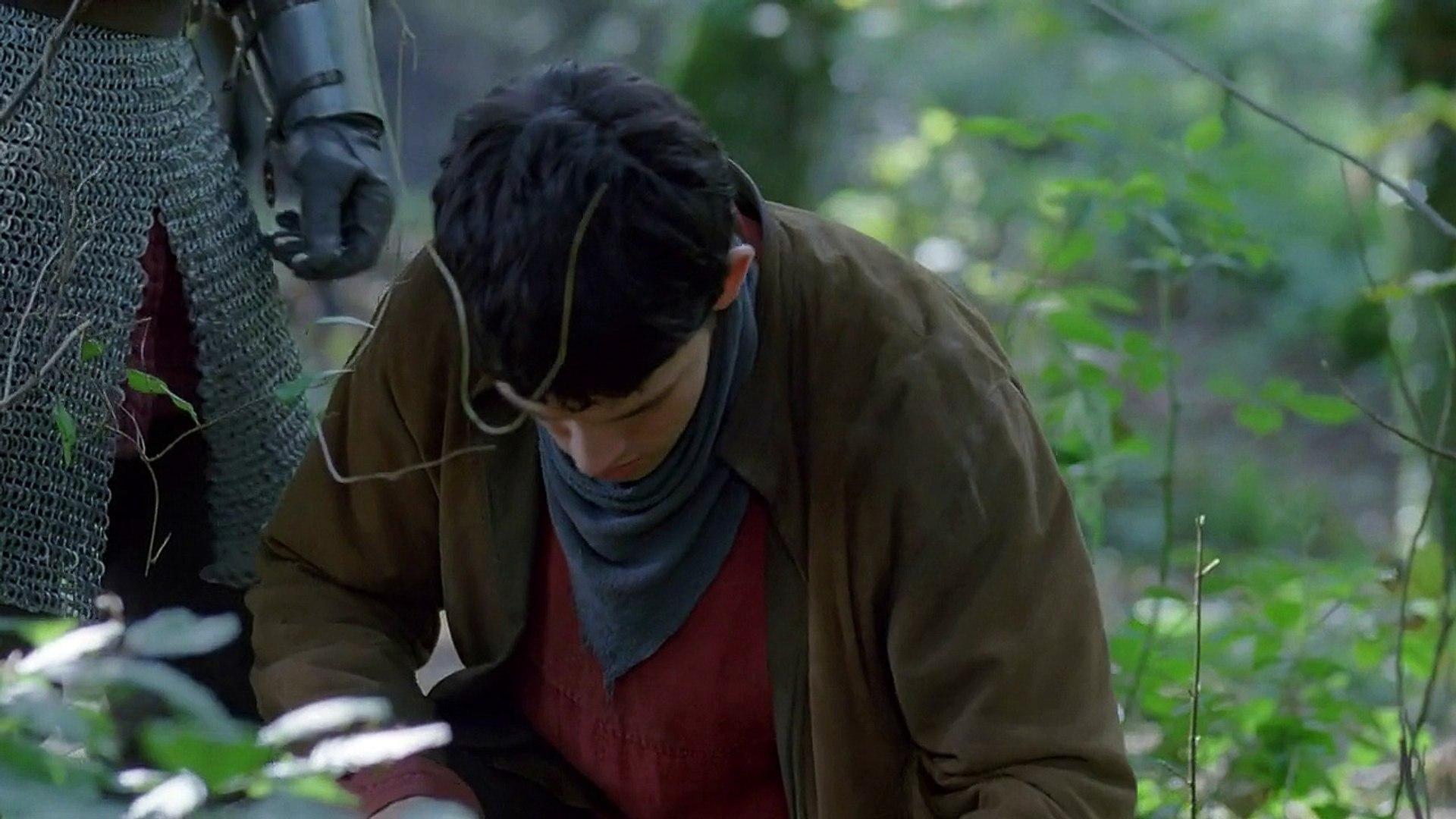 Merlin Season 5 Episode 11 The Drawing of the Dark