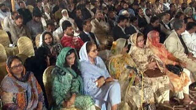 Part 3: Quaid-e-Tehreek Altaf Hussain address to Public Representatives of MQM