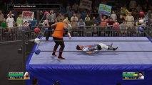 Stone Cold Steve Austin vs Mikey Whipwreck CNZ 2K16: 2K Showcase Austin 3:16 Part 17