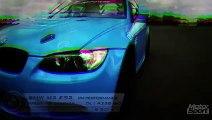 0-280 km/h : AWESOME BMW M3 E92 4.4L 550 PS