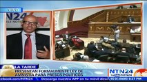 """""""Es importante respetar decisiones soberanas, las decisiones del pueblo"""": director Foro Penal Venezolano"""