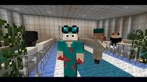 Minecraft Surgery   OPERATION FOR SANTA!!   Custom Mod Adventure