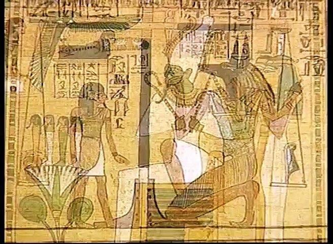 The Myth Of Osiris
