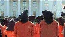 Catorce años de protestas contra la prisión de Guantánamo
