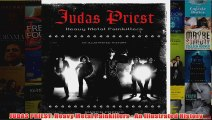 JUDAS PRIEST Heavy Metal Painkillers  An Illustrated History