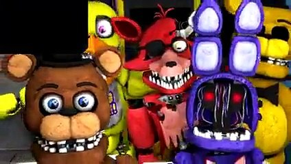 FNAF 2 GMOD WITHERED ANIMATRONICS PILL PACK - Watch Video