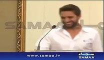 Anwar Maqsood Taunts Shahid Afridi Made Everyone Laugh Including Afridi