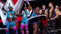 Mr. McMahon & Stephanie McMahon address the WWE roster Raw, January 11, 2016