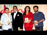 Shilpa Shetty's 'The Great Indian Diet' Book Launch - Amitabh Bachchan, Anil Kapoor