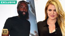 EXCLUSIVE: Khloe Kardashian Reveals How She and James Harden Make Their Relationship Work