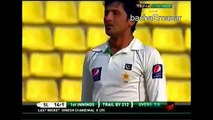 Cricket Video: Junaid Khan Pakistani Bowler best bowling against Srilanka. Junaid Khan magical delivery to Sangakara