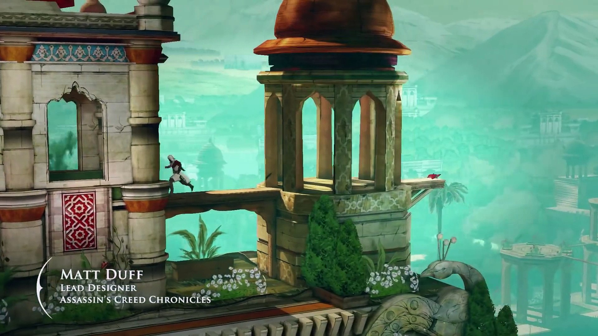 Assassin S Creed Chronicles India Gameplay Ps4 Xbox One Video