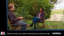 L'amour est dans le pré : Karine Le Marchand sous le charme de Julien, elle le drague ! (Vidéo)